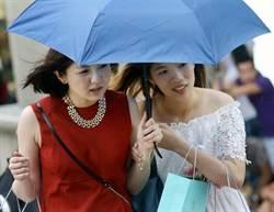 豪雨大雨特報範圍再擴大 18縣市嚴防大雷雨