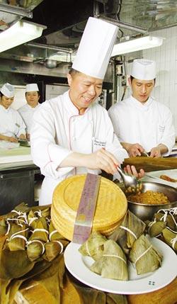 台北晶華慶端午 住房專案富趣味
