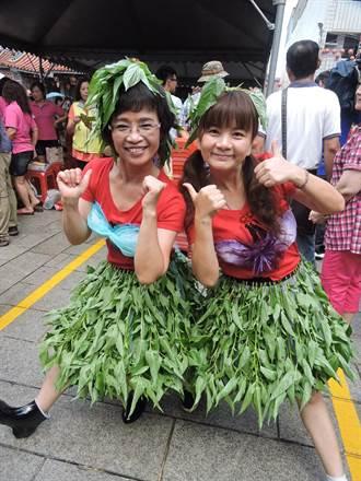 端午瘋「麻芛」!台中南屯麻芛文化節熱鬧滾滾