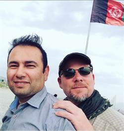 美公廣電台資深記者於阿富汗遇難