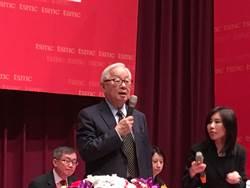 台積電股東常會 董事長張忠謀:今年也會是成功的一年