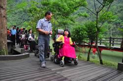 農委會打造友善農村 造福銀髮及輪椅族