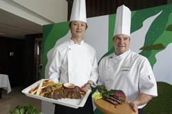 向瘦肉精說不 台中亞緻與紐肉協合作引進草飼牛料理