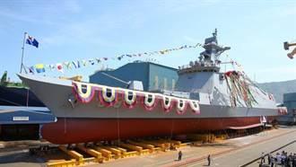 南韓推出自製新一代巡防艦