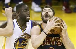 NBA》洛夫G3不上 騎士機會來了?