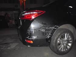 趕赴女友約會連撞2車 酒駕男嗆不准報警