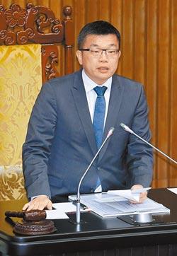 蔡其昌:2018不選台中市長 稱讚林佳龍做得很好 繼續選沒什麼不對