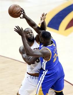 NBA》騎士變陣 癱瘓勇士中樞