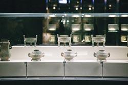 故宮秦文化展 勾勒歷史原貌 一窺大秦帝國魅力文物與兵馬俑