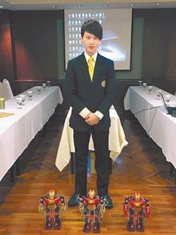 療癒12公分傷痕 李宗翰活得精彩  獲頒總統教育獎