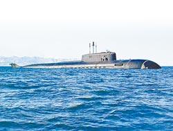 中印核潛艦競武 噪音成致命弱點