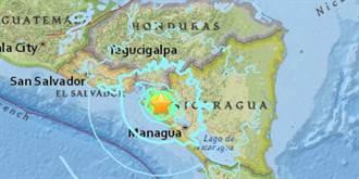 尼加拉瓜發生規模6.1地震 波及宏都拉斯