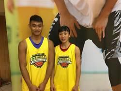 NBA》林書豪籃訓營唯一女生 愛跟男生單挑