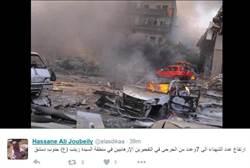 敘利亞首都南部鎮遭雙炸彈攻擊 造成9死16傷