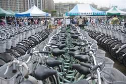 高雄公共腳踏車今標售 民眾領嘸號碼牌火大
