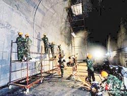 地下核長城集中甘陝 部署東風-41