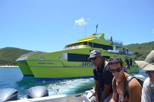 島國斐濟吸引許多想要徹底放鬆的觀光客到此一遊。(圖/時報旅遊提供)