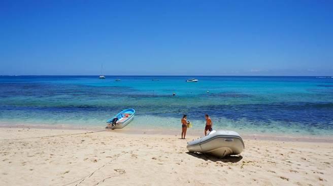 來到斐濟,就是要盡情享受屬於自己的旅程。(圖/時報旅遊提供)