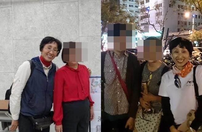 自稱「公民記者」的洪素珠日前因辱罵榮民惹出風波。(圖/取材自洪素珠臉書)