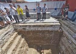 紫禁城首次發現明代大型宮殿遺跡