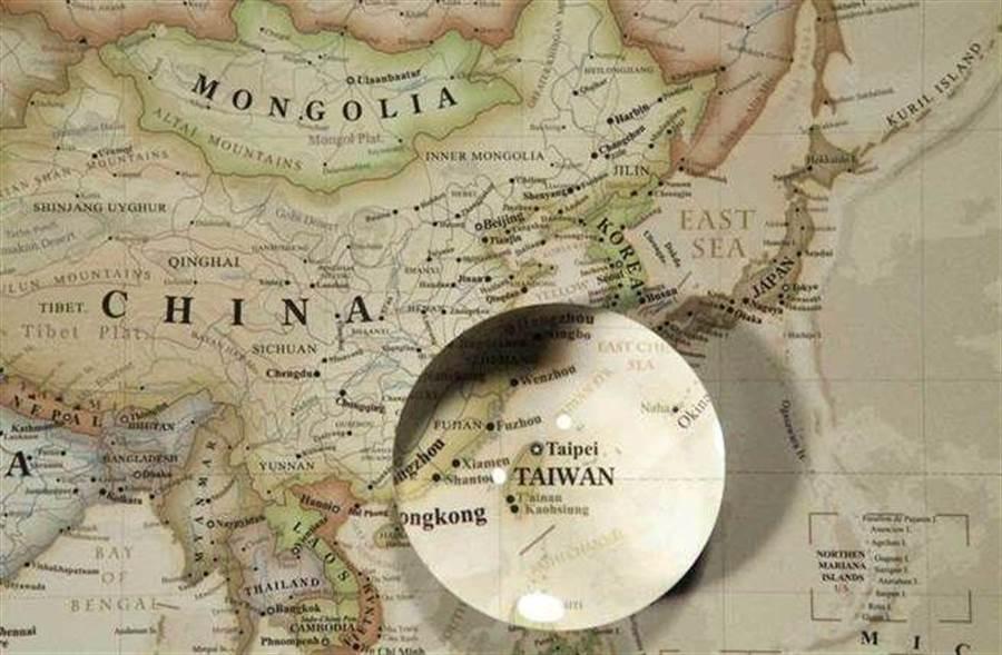 「去中國化」議題在台灣發酵中。(達志影像/shutterstock提供)