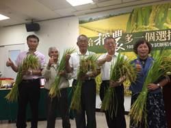 稻作直接給付開始申請 每公頃補助1萬元