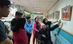 宗教畫家捐畫典藏 畢神父首展驚喜