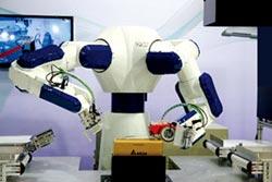 精機中心15軸雙臂機器人 國內首台