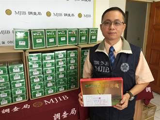 華昌藥廠私製偽藥上千萬元、1萬多盒流竄市面