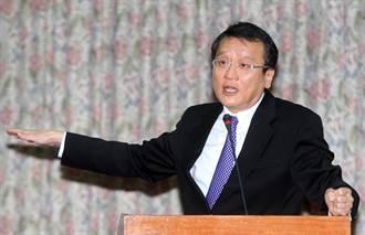 前國科會主委朱敬一 將接任駐WTO常任代表