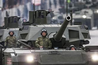 俄國在勝利日遊行展示的5大武器