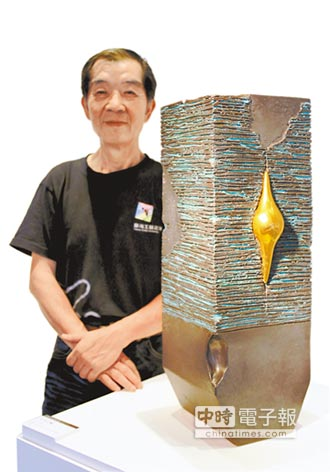 知名廣告人棄百萬年薪 張正成中年專攻陶藝