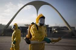 WHO:里約奧運國際擴散茲卡病毒可能性低