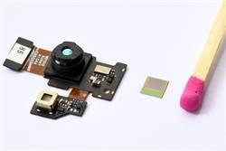 英飛凌感測晶片助陣  全球最小 3D攝影機問世