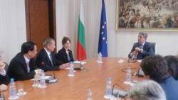 世盟總會長饒穎奇獲保加利亞總統接見