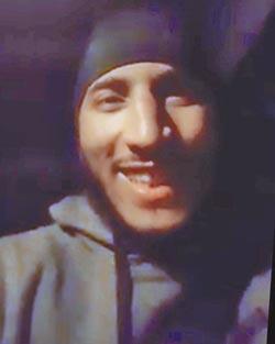 IS恐怖分子殺法警官 臉書直播