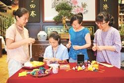 杭州慶端午 民眾忙做香包