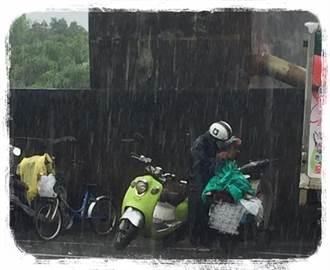 祖孫大雨中等食餘網友心碎 社會局找到人了!