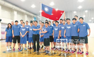 U17中華男籃 狂輸美國74分