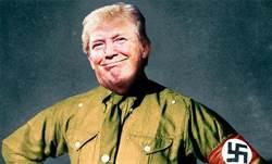 《華郵》曝 川普競選口號源於納粹思想