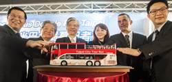 台北市雙層觀光巴士 今公布
