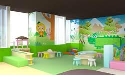 歡喜迎暑 新竹喜來登大飯店推喜波波獅遊戲室