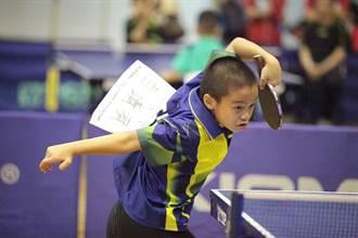 小小校隊大夢想 台灣最年輕桌球國手進軍國際