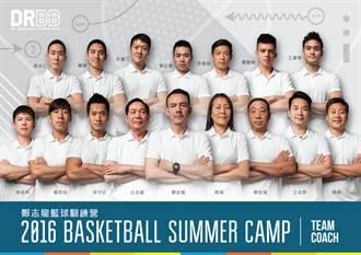 用籃球回饋 鄭志龍鄭騏寬父子合體執教