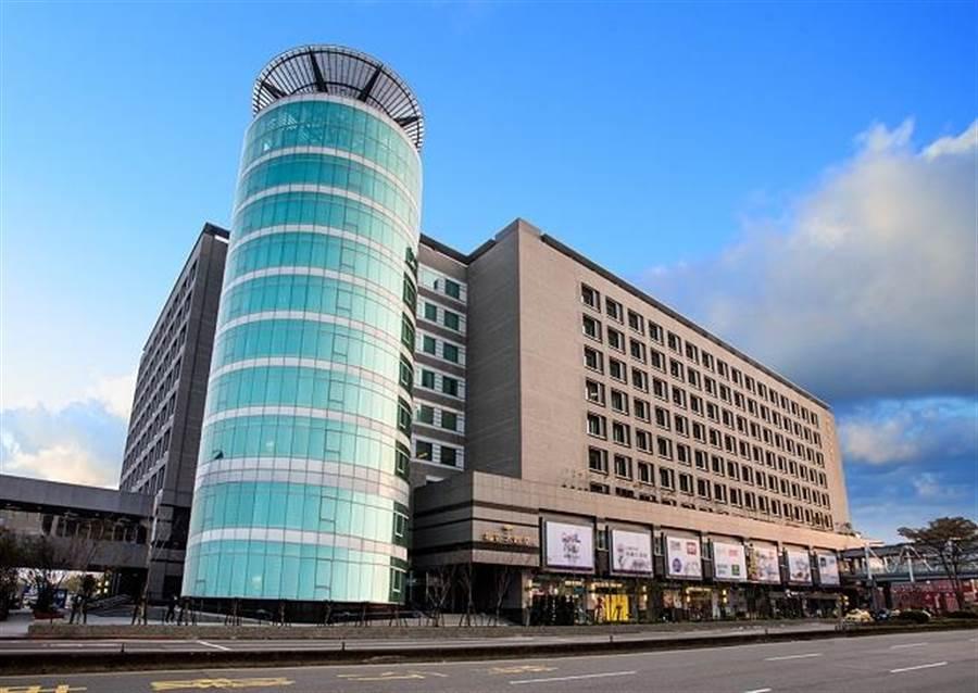 福容大飯店 桃園機場捷運A8館,將於本週開幕。圖片提供/福容飯店
