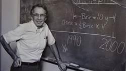 唐獎「永續發展獎」得主:能源效率教父羅森費爾德