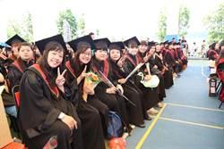 《畢業物語》特教生勤奮向學 南華畢典成亮點