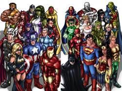 超級英雄排名 超人第1、最後竟然是他!