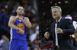 NBA》柯瑞、科爾各罰2.5萬美元