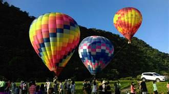 石門新玩法  熱氣球熱鬧登場